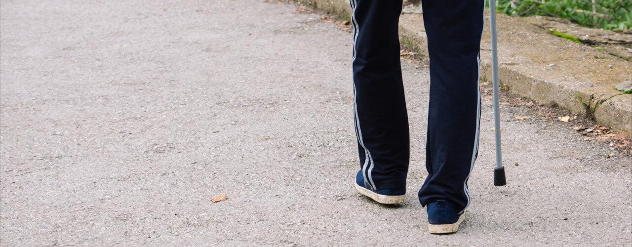 balance and gait training rebound pt