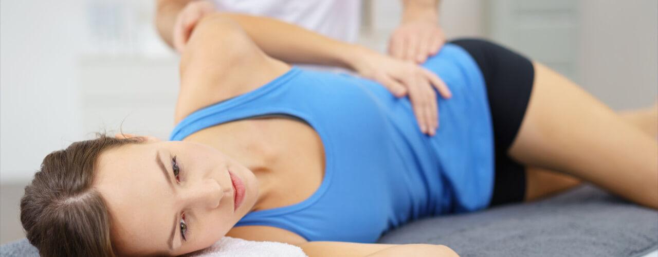 hip pain rebound pt