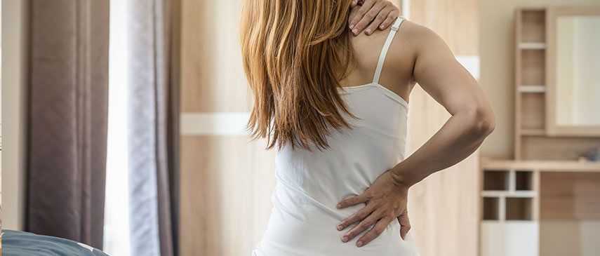 Back pain relief and neck pain relief