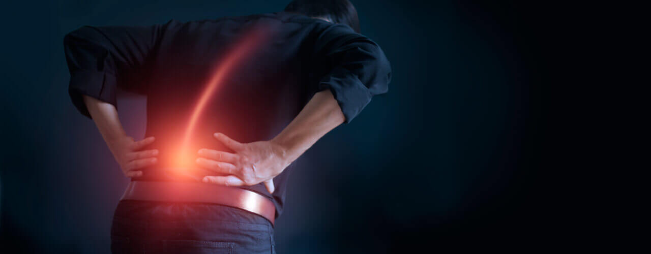Get Rid of Your Chronic Back Pain
